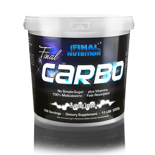 Final Nutrition Final Carbo, 5000g