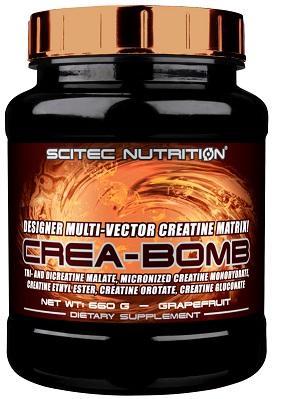 Scitec Nutrition Crea-Bomb 2.0, 660g