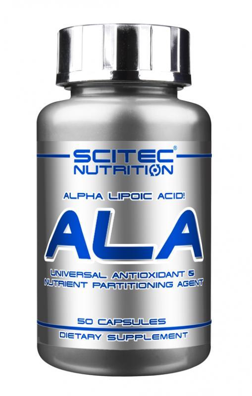 Scitec Nutrition ALA, 50 Kaps.