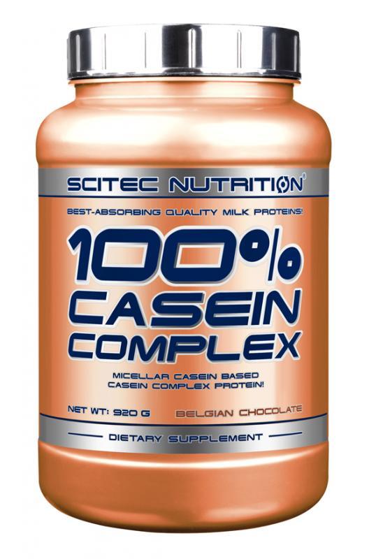 Scitec Nutrition 100% Casein Complex, 920g