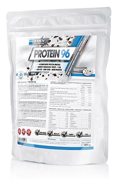 Frey Nutrition Protein 96, 500g