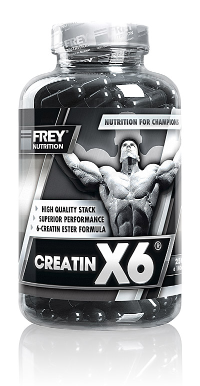 Frey Nutrition Creatin X6, 250 Kaps.