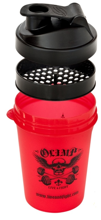 Olimp Fight Lite Shaker, 1 Stück