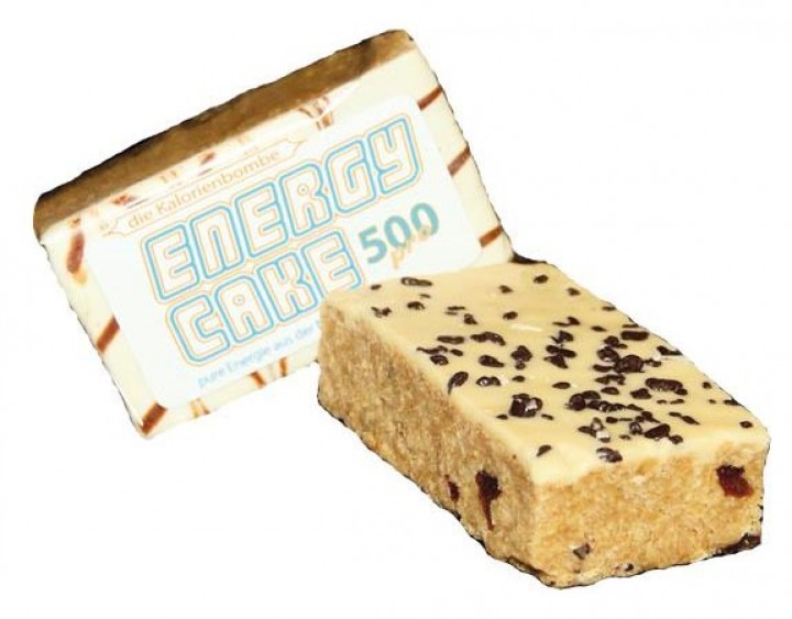 Energy Cake, 1 Riegel, 125g Cookies & Cream