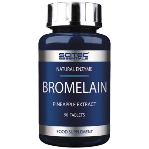 Scitec Essentials Bromelain, 90 Tabl.
