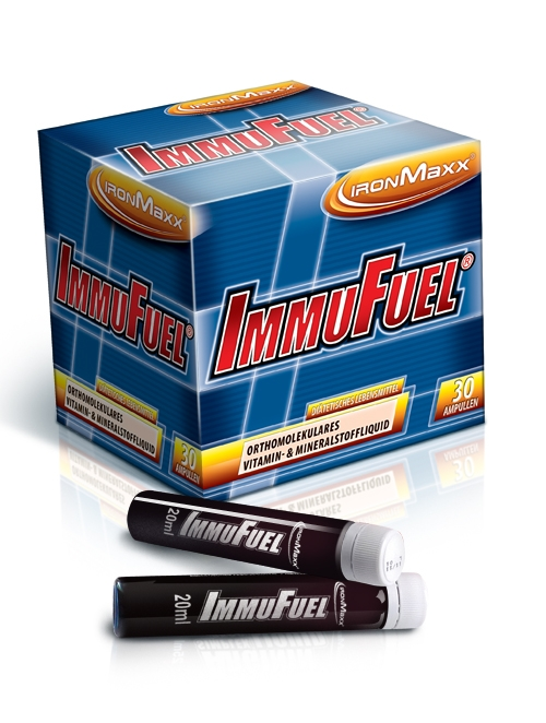IronMaxx Immufuel, 30 Amp.
