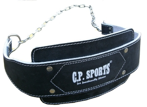 C.P. Sports Dip-Gürtel (Leder)