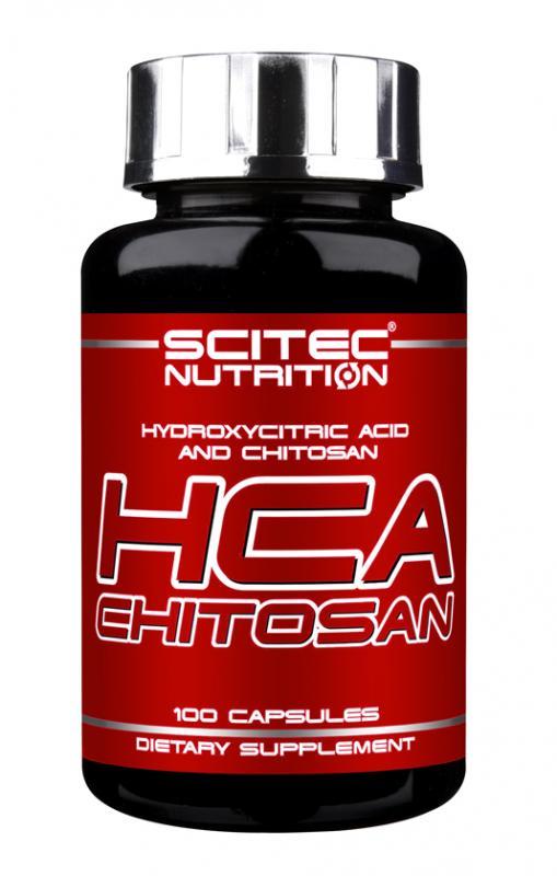 Scitec Nutrition HCA-Chitosan, 100 Kaps.