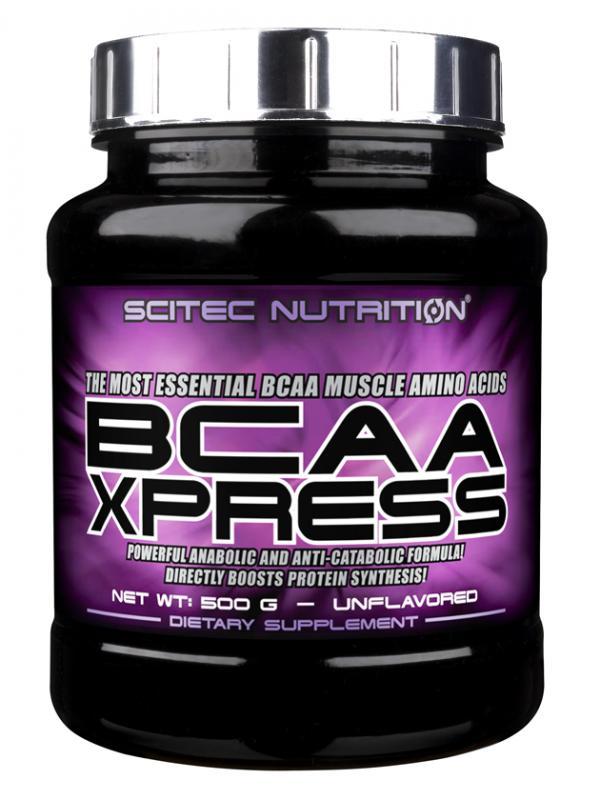 Scitec Nutrition BCAA Xpress, 500g