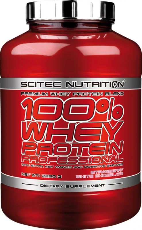 Scitec Nutrition 100% Whey Protein Professional, 2350g Chocolate Cookies & Cream