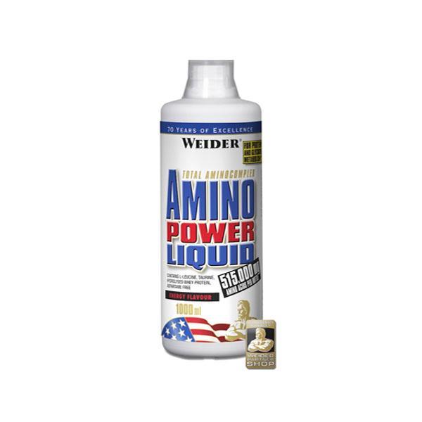 Weider Amino Power Liquid, 1000ml