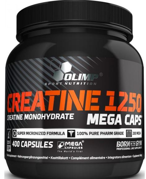 Olimp Creatine Mega Caps, 400 Kaps.