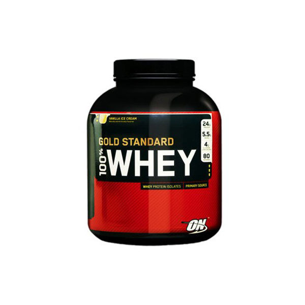 Optimum Nutrition 100% Whey Gold, 2273g