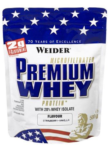 Weider Premium Whey, 500g Vanilla - Caramel