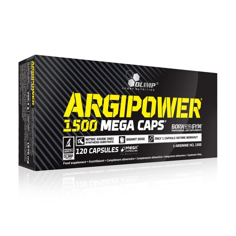 Olimp ArgiPower, 120 Kaps.