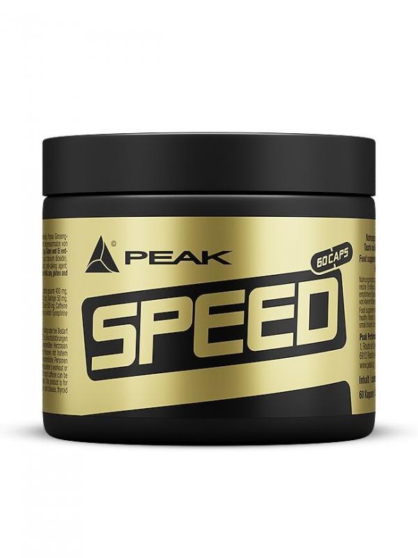 Peak Speed, 60 Kaps.