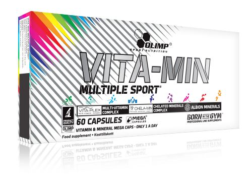 Olimp Vita-Min Multiple Sport, 60 Kaps.