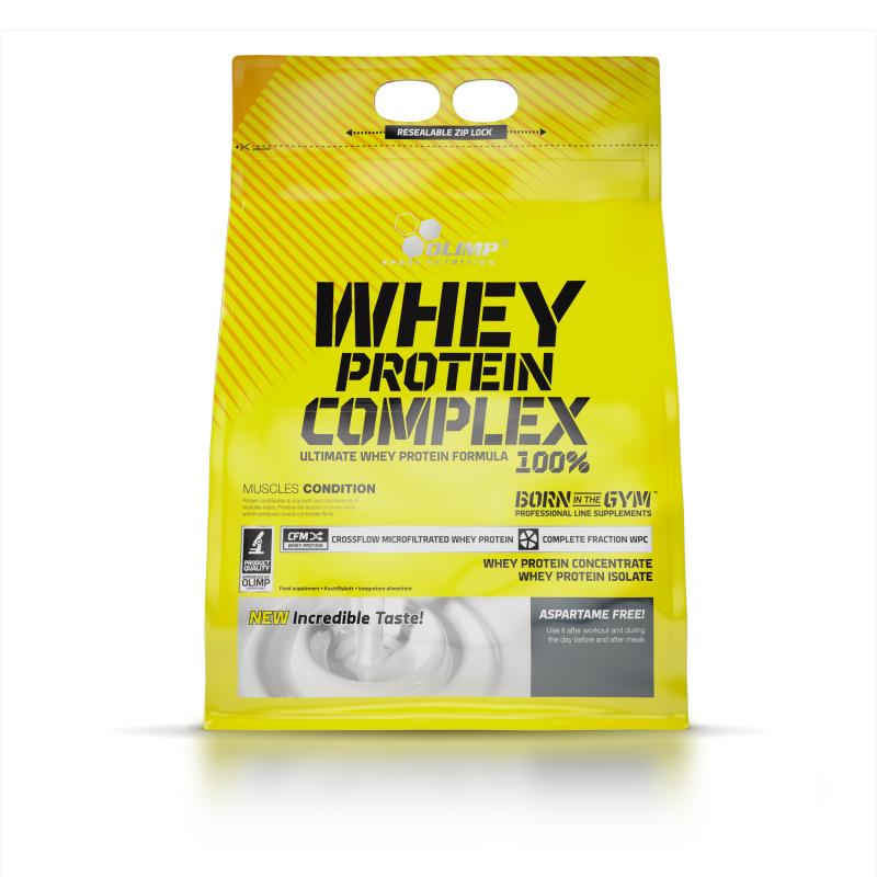 Olimp Whey Protein Complex 100%, 700g