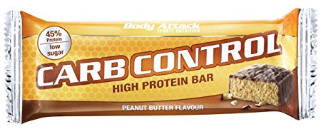 Body Attack Carb Control, 1 Riegel, 100g