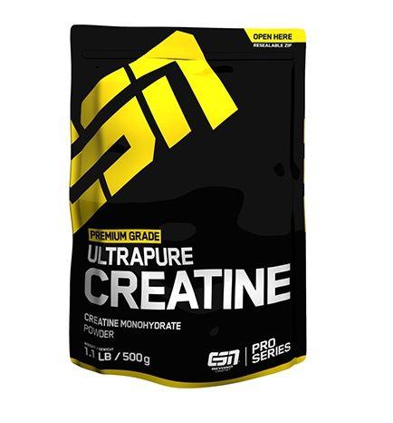 ESN Ultrapure Creatine Monohydrate, 500g