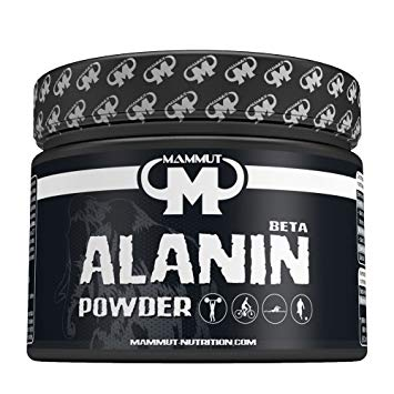 Mammut Beta Alanin Powder, 300g