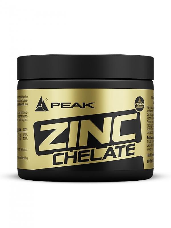 Peak Zinc Chelat, 180 Tabl.