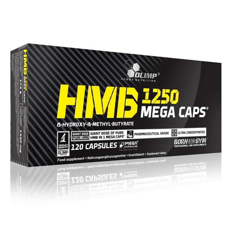 Olimp HMB Mega Caps, 120 Kaps.