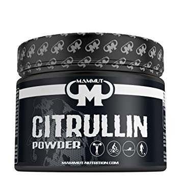 Mammut Citrullin Powder, 200g (MHD: 05/21)