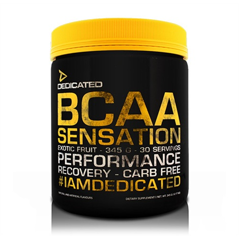 Dedicated BCAA Sensation, 345g