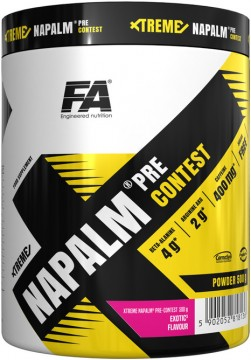 FA Engineered Nutrition Xtreme Napalm Pre-Contest, 500g