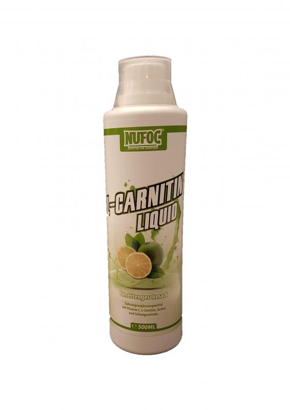 Nufoc L-Carnitine Liquid, 500ml