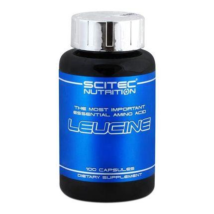 Scitec Nutrition Leucine, 100 Kaps.