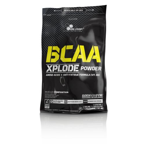 Olimp BCAA Xplode, 1000g Cola