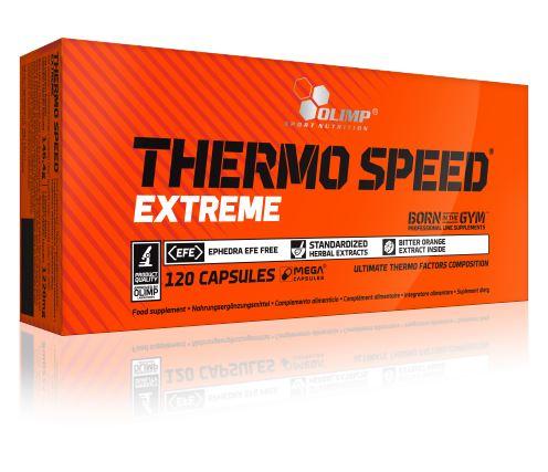 Olimp Thermo Speed Hardcore, 120 Kaps.