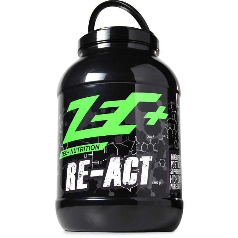 Zec+ Nutrition Re-Act, 1800g