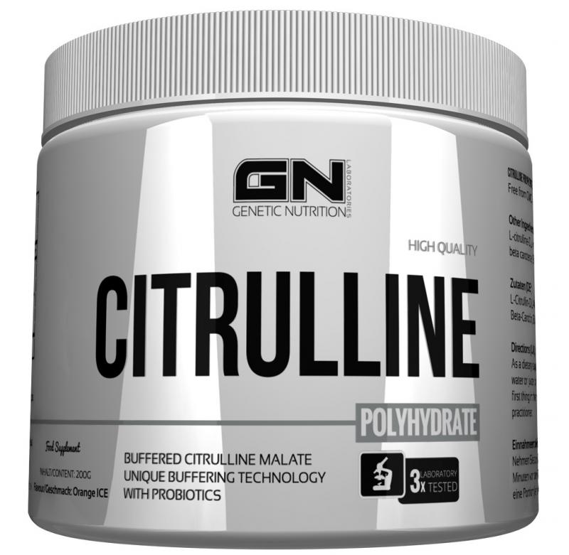GN Laboratories Citrulline Polyhydrate, 200g