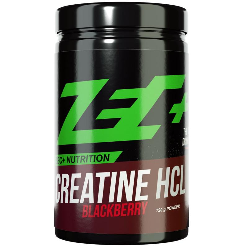 Zec+ Nutrition Creatine HCL, 720g Waldmeister
