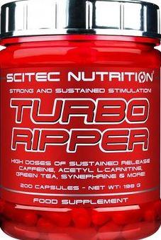 Scitec Nutrition Turbo Ripper, 200 Kaps.