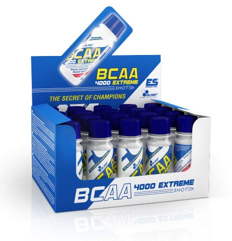 Olimp BCAA 4000 Extreme Shot, 60ml Orange
