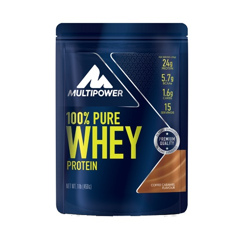 Multipower 100% Pure Whey, 450g