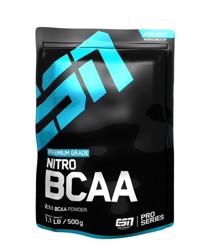 ESN Nitro BCAA Powder, 500g Strawberry Daiquiri