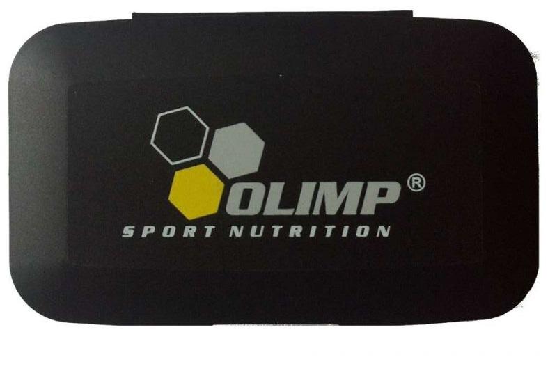 Olimp Pillenbox - 5 Fächer