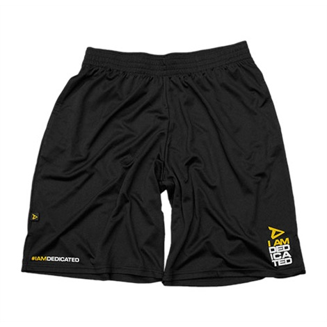Dedicated Basketball Short, Black