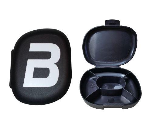 BioTech USA Pillenbox - 5 Fächer