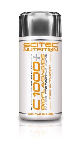Scitec Nutrition C 1000+ Bioflavonoids, 100 Kaps.
