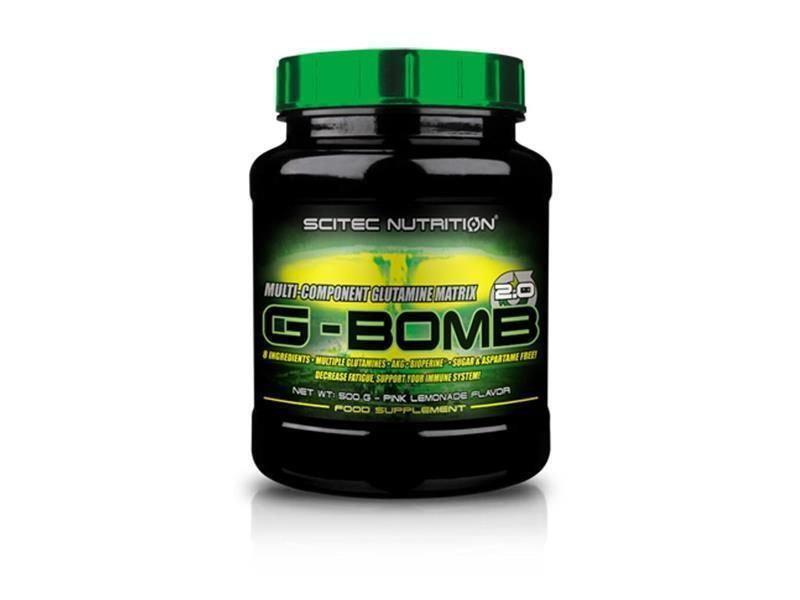 Scitec Nutrition G-Bomb 2.0, 500g Ice Tea