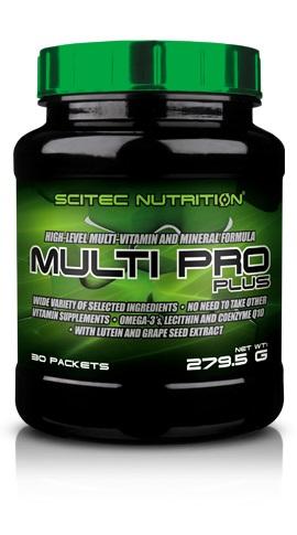 Scitec Nutrition Multi Pro Plus, 30 Packs
