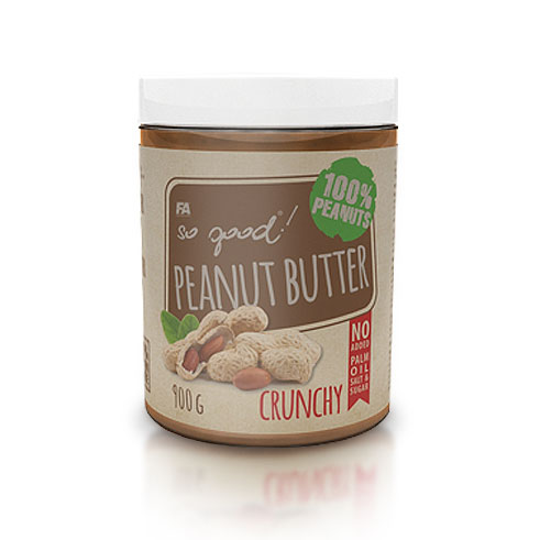 FA Engineered Nutrition So good! Peanut Butter, 900g