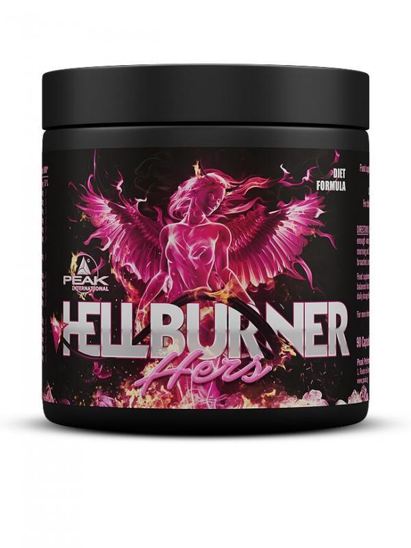 Peak Hellburner Hers, 90 Kaps.