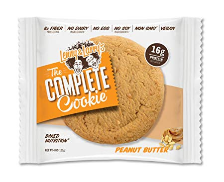 Lenny & Larry`s Complete Cookie, 113g Peanut Butter